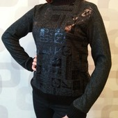 Женские теплые зимние свитера