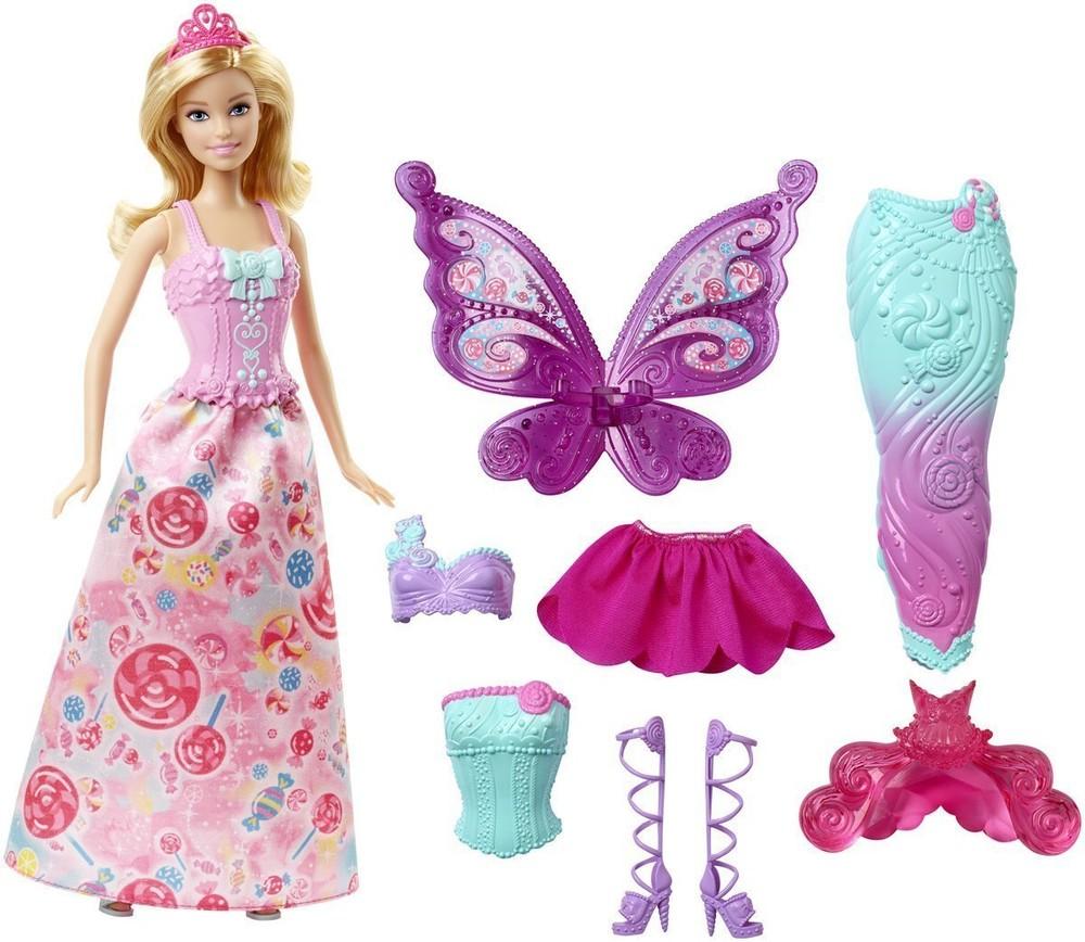 Кукла барби дримтопия barbie dreamtopia fairytale фото №1