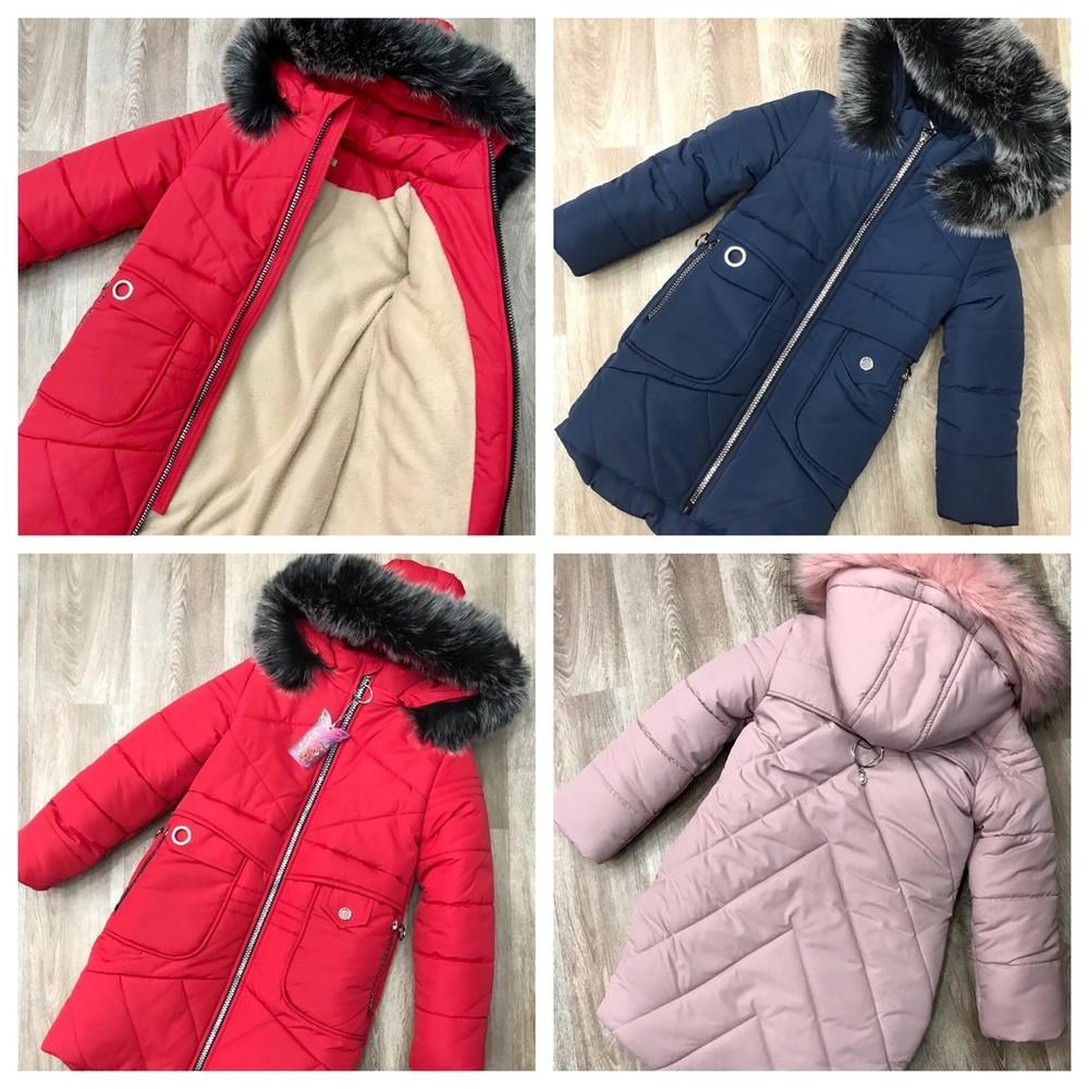 Шок цена! любая зимняя удлиненная куртка на девочку 760 грн и бесплатная доставка! фото №1