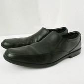 Стильные фирменные кожаные туфли Bootleg размер 42-43