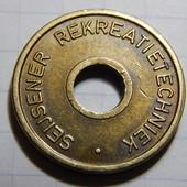 Лот №-13. Распродажа коллекции иностранных памятных монет, жетонов, медальонов.(Редкие!).
