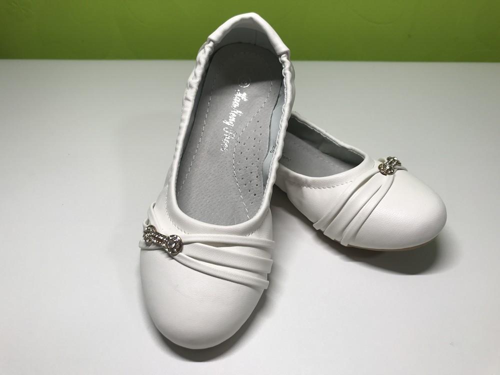 Туфли балетки девочка тм леопард 26-31 р фото №12