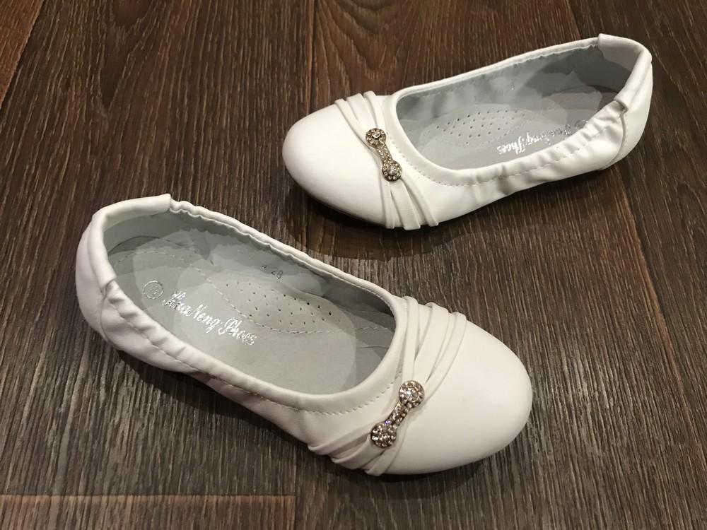 Туфли балетки девочка тм леопард 26-31 р фото №16