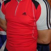 Спортивная фирменная футболка Adidas (Адидас).м-л .