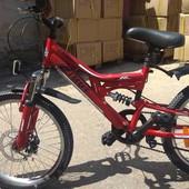 Азимут Блекмаунт 20 велосипед спортивный дисковые тормоза Azimut Blackmount