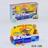 Кухня 818 игрушка детская набор игровой с посудкой Interest Kitchen