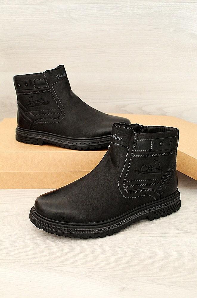 Зимние ботинки на подростка р 36-41 фото №1