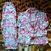 Красивые,яркие детские пижамы!УП,НП при получении! количество ограничено!