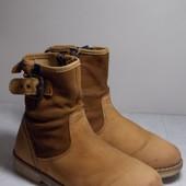 Детские кожаные ботинки Tex  32 р.стелька 20 см.