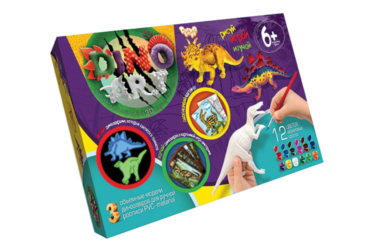Набор для любителей динозавров фото №2