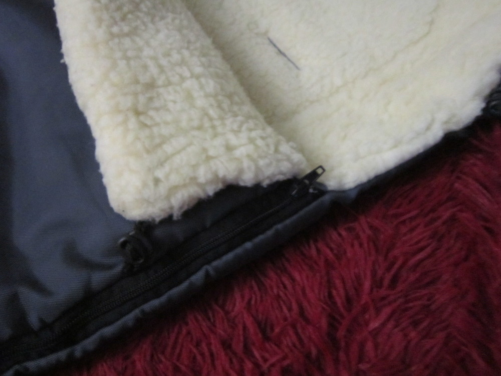 Теплый конверт- трансформер на овчине в коляску/санки от рождения до 3 лет фото №13