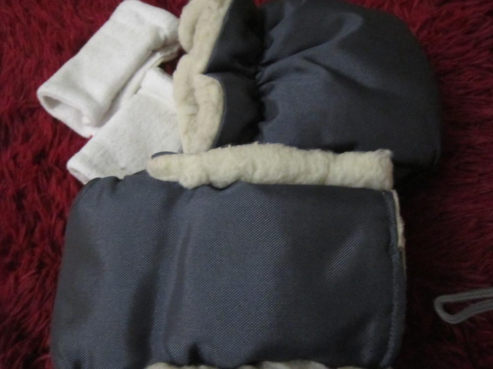 Теплый конверт- трансформер на овчине в коляску/санки от рождения до 3 лет фото №17