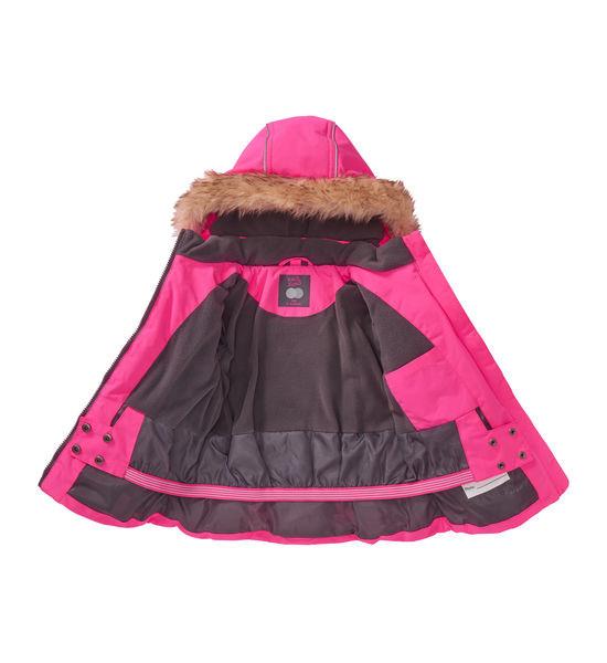 Теплый зимний термо комбинезон kiki&koko куртка штани комплект 104 фото №6
