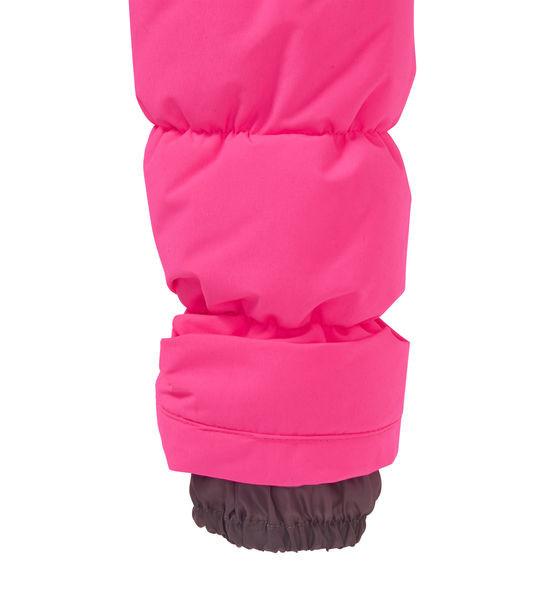 Теплый зимний термо комбинезон kiki&koko куртка штани комплект 104 фото №8