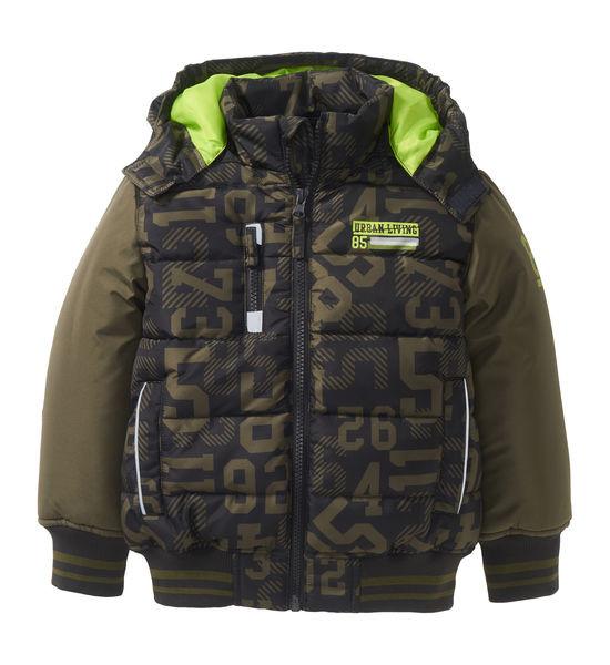 Деми куртка для мальчиков kiki&koko фото №1