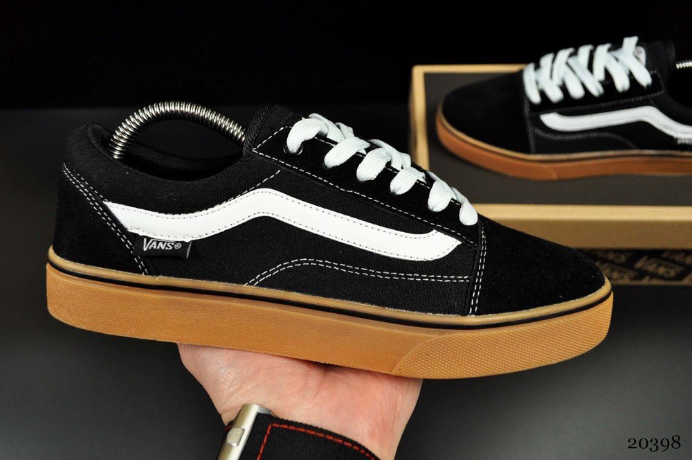 Кеды vans old skool 37-41 фото №1