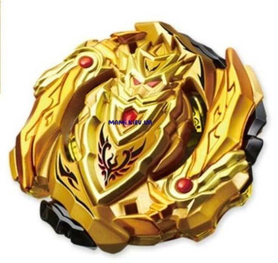 Бейблейд cho-z gold achilles золотой рыцарь фото №1