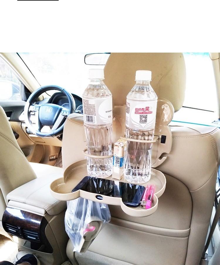 Подставка для напитков в автомобиль в форме медвежонка фото №1