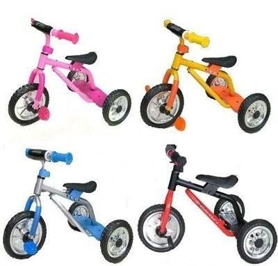 Акция детский трехколесный велосипед m 0688-2 bambi фото №1