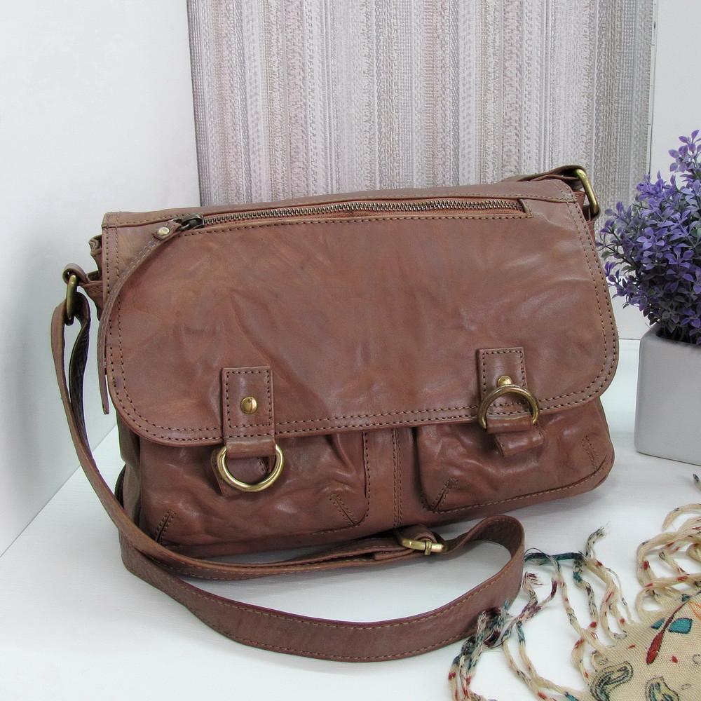 f25e9d5c7c48 Отличная сумка 5th avenue, британия, натуральная кожа, цена 640 грн ...