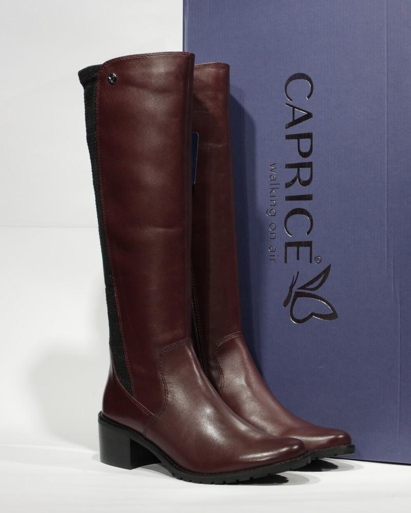 Шкіряні сапожечки caprice 6e56bc9805601