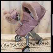 Stokke winter kit. Зимник для stokke