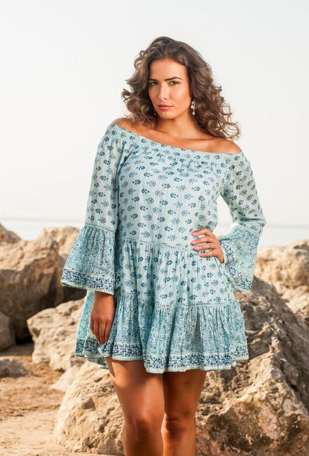 0c7d8efc6bf Новинки 2019 летнее платье с люрексом и бисером код 1187 фото №1
