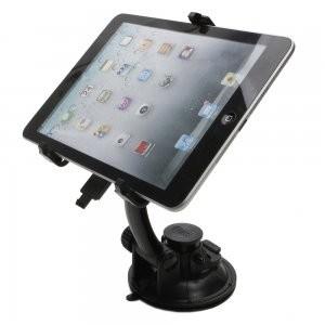 Гибкий автомобильный держатель tablet pc backrest windshield mountain фото №1
