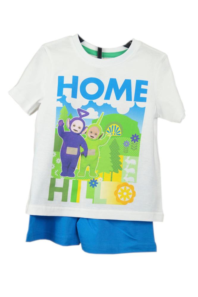 Комплект (футболка, шорты) фото №1