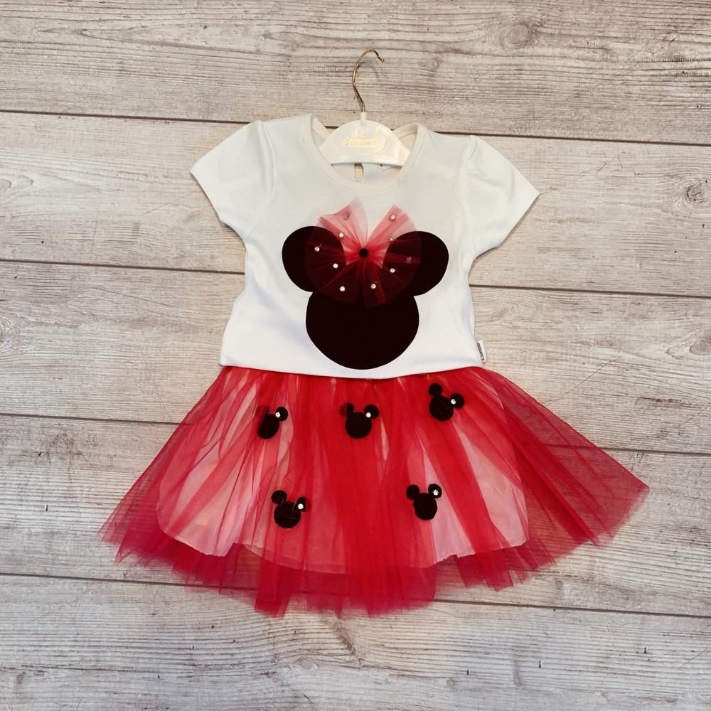 Чудесное платья на девочку 9-18 месяцев фото №1