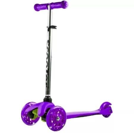 Детский трехколесный самокат scooter mini фото №1