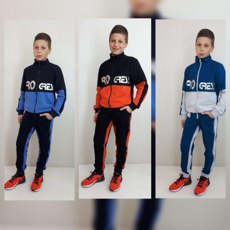 Спортивный костюм для мальчика подростка 122-170рр фото №1