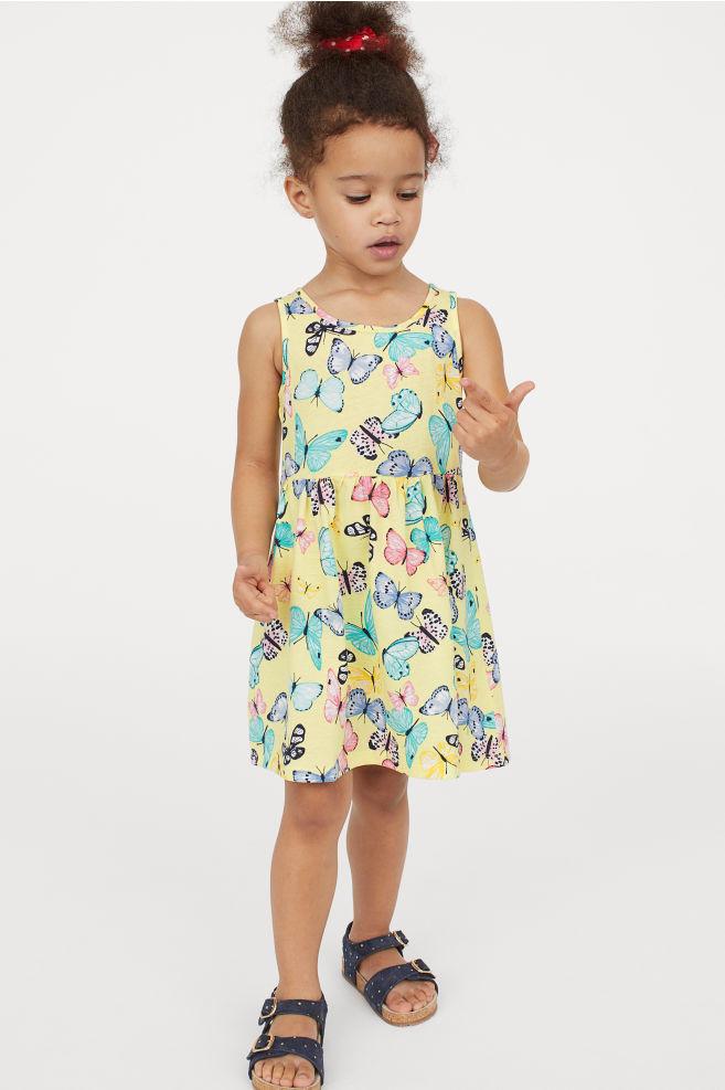 Нові яскраві літні плаття h&m розм. з 92 по 140 в наявності фото №1