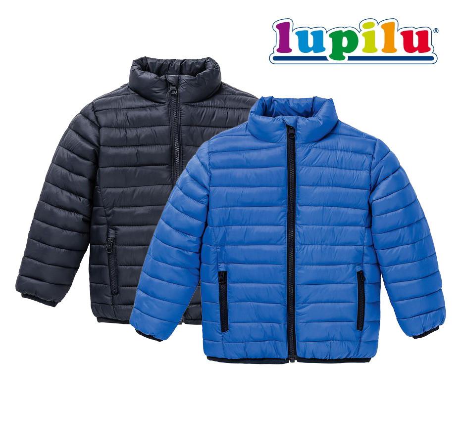 Куртка термо дутик демисезонная lupilu фото №1