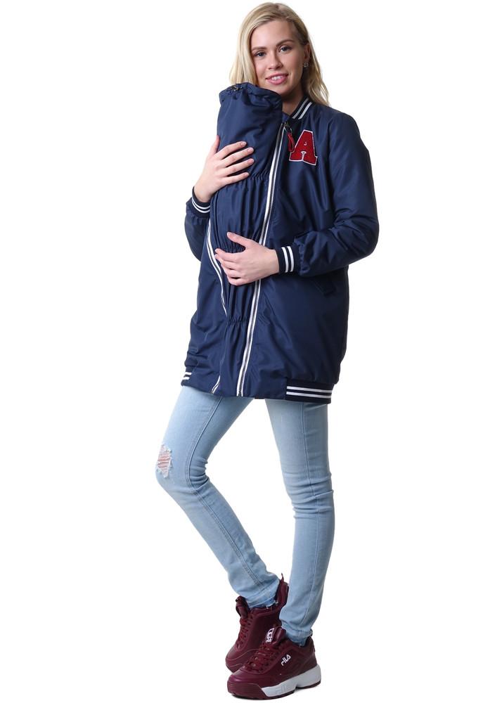 I love mum куртка демис. 3в1 челси для беременных и слингоношения фото №1