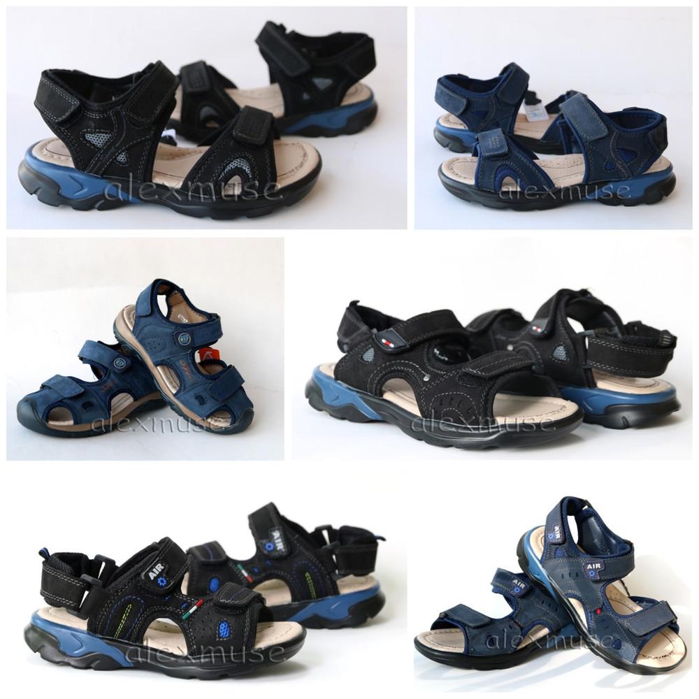 Детские сандали, кожа фото №1