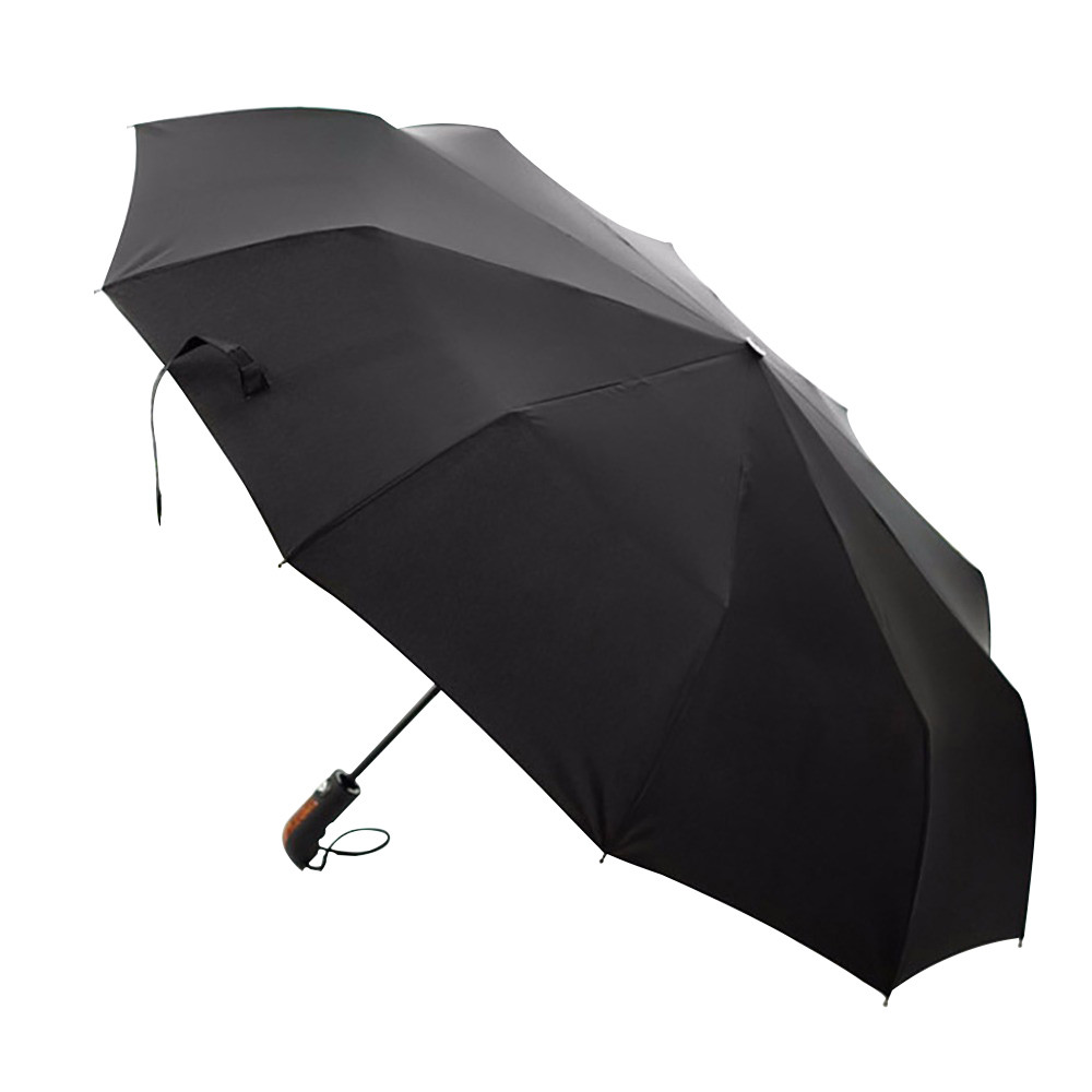Зонт солидный мужской автомат антиветер 10 спиц карбон. хит продаж! фото №1