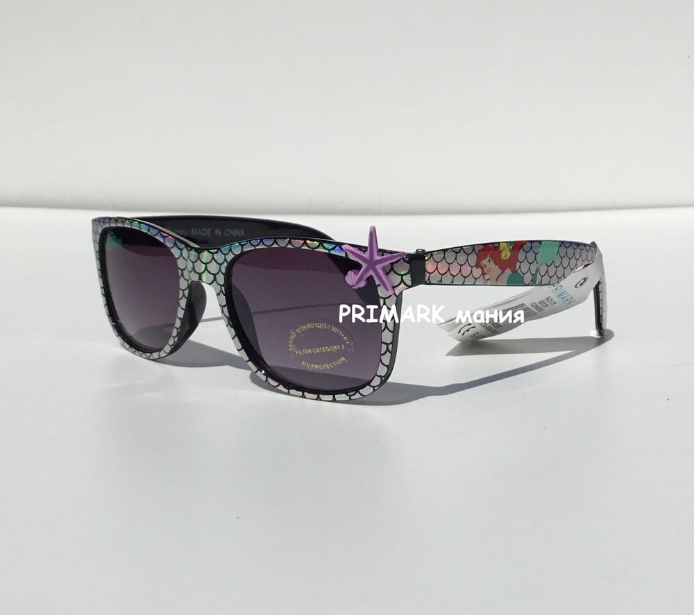 Очки для девочки русалочка (2-13 лет) primark disney фото №1