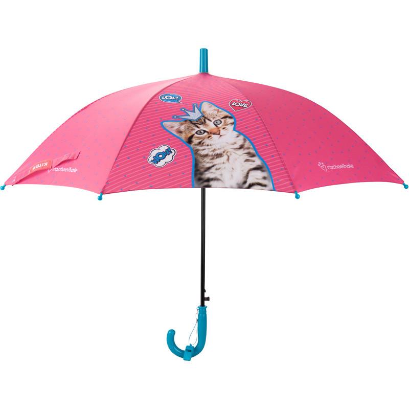 Зонтик детский для девочки kite r20-2001, lp19-2001, k19-2001-2 фото №1