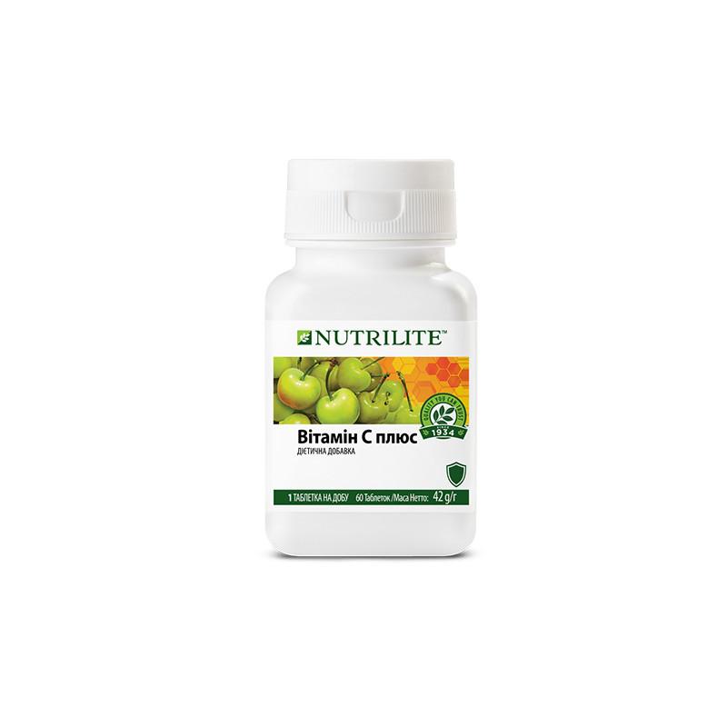 Витамин с плюс nutrilite фото №1