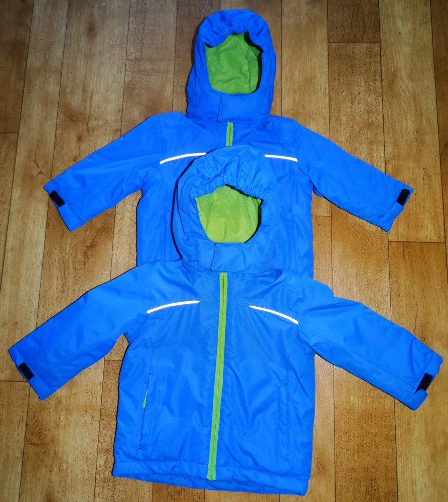 Р.86-92 зимние термо куртки германия , новые фото №1