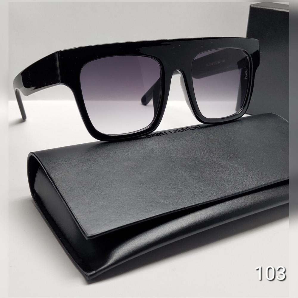 Сонцезахисні окуляри в комплекті із футляром фото №1