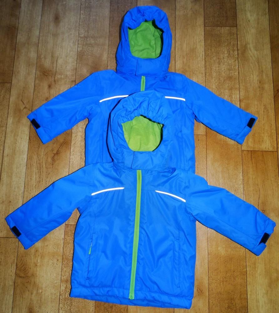 Р.86-92 зимние термо куртки , германия фото №1