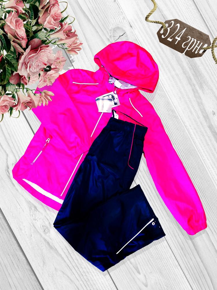 Спортивный костюм для девочки crane р. 134/140 фото №1