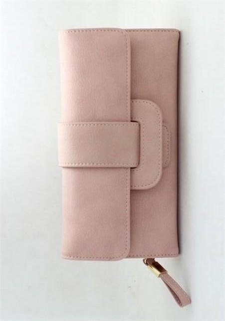 Женское портмоне baellerry cute pink фото №1
