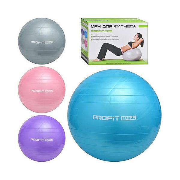 Мяч для фитнеса - 65 см m 0276 u/r фото №1