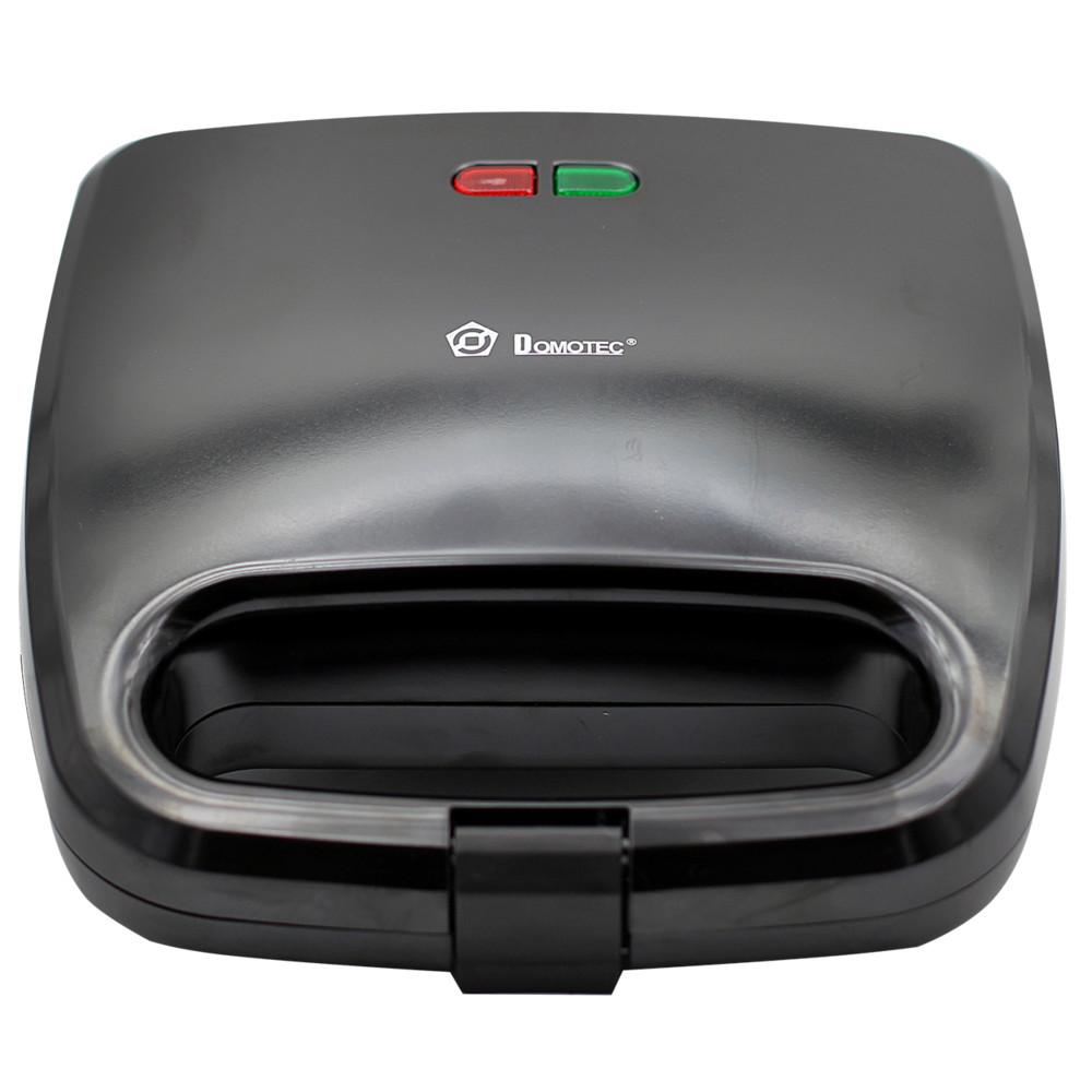 Гриль – тостер, сэндвичница, бутербродница, электрогриль domotec ms-7777 фото №1