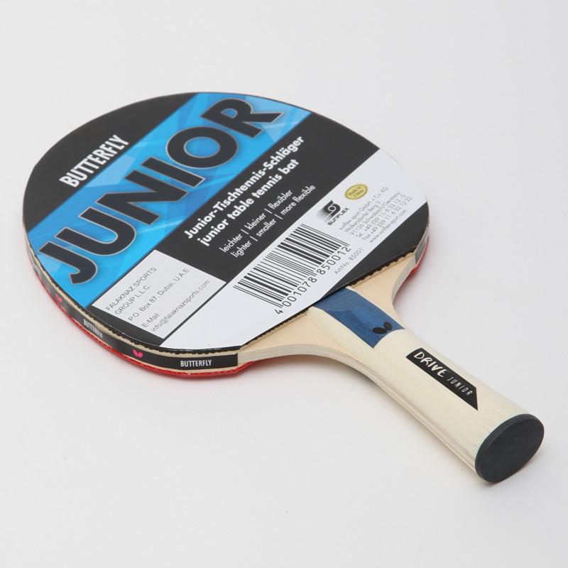 Ракетка для настольного тенниса butterfly junior 85001 фото №1