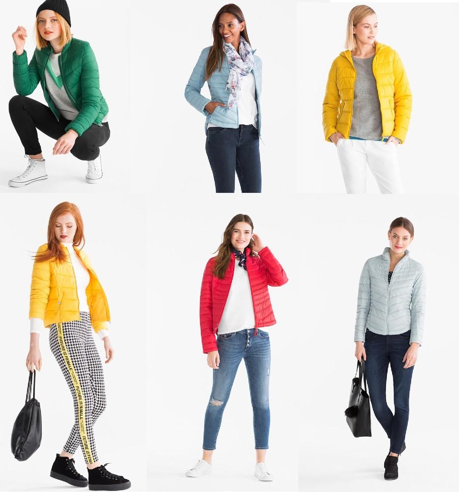 Немецкие деми куртки новой коллекции c&a уже в наличии по приятной цене фото №1
