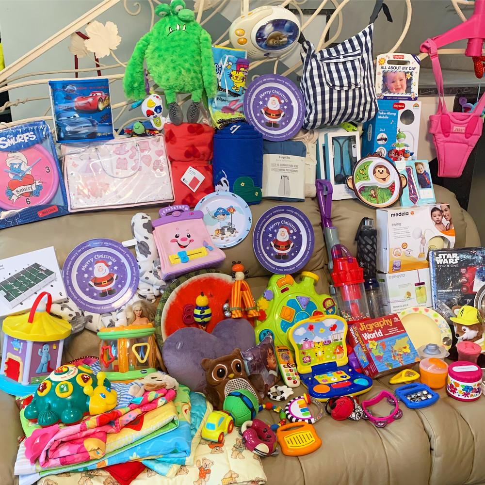 Игрушки и детские товары из европы фото №1
